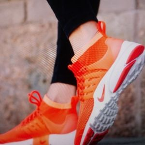 Nike Presto Flyknit Orange